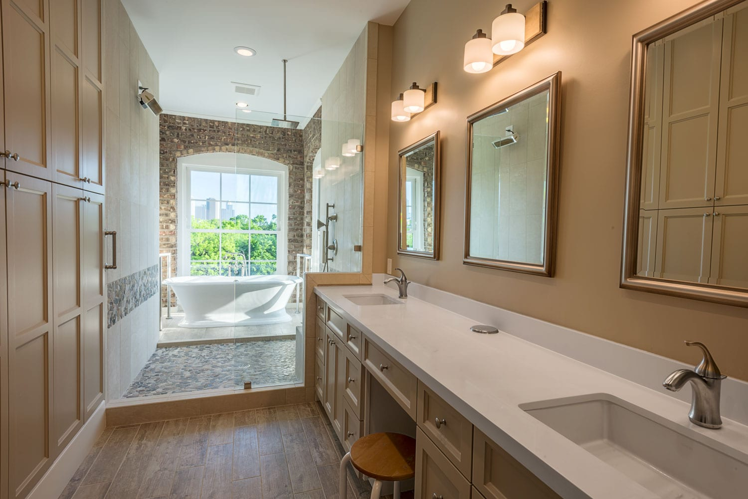 bathroom remodeling expertise - All Star Construction Inc