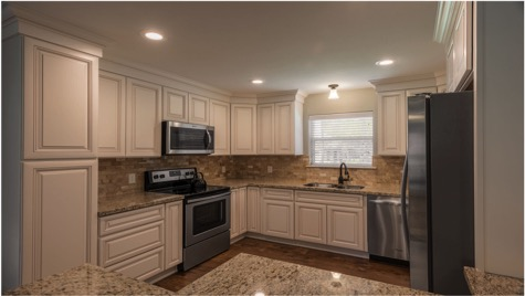 Recessed Lighting - Allstar Construction Inc.