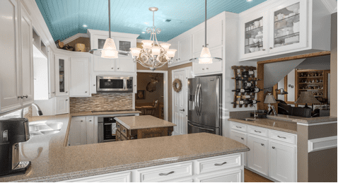 Top Three Reasons To Remodel Your Kitchen Rather Than Move