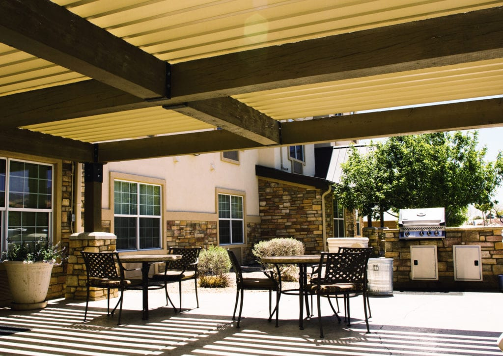 A Covered Patio Your New Backyard Retreat All Star Construction Inc