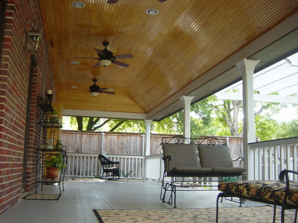 Natural Wood Porches Patios And Decks Beautiful Outdoor