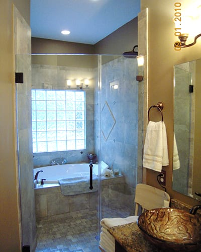 beautiful bathroom addition - resized